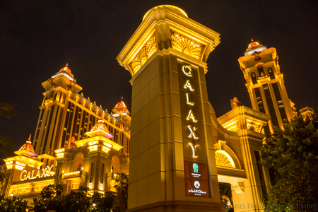 Galaxy Casino, Macau. ©2015 Deborah Gray Mitchell